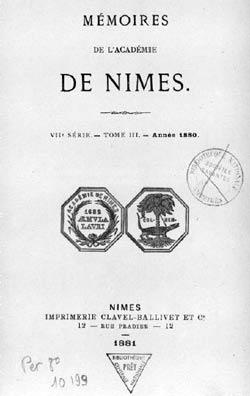 Academeie-nimes-memoires-1900